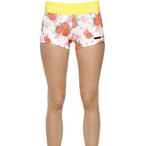 Adidas x Stella McCartney Rose Workout Shorts